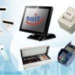soit pro!Cash Kassensystem mit Touchscreen für Matthies