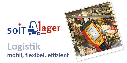 soIT Lager Logistik – mobil, flexibel, effizient
